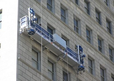 sky climber platforms 24