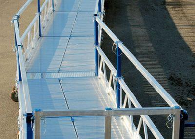 sky climber platforms 30