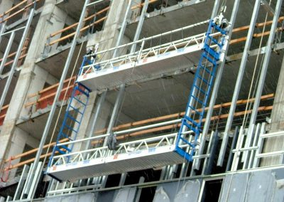 sky climber platforms 35