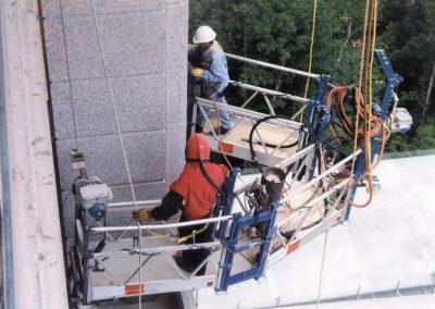 sky climber platforms 40