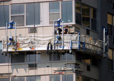 sky climber platforms 42