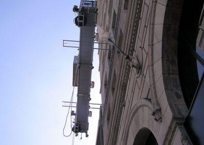 sky climber platforms 45