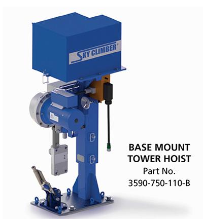Tower Hoists