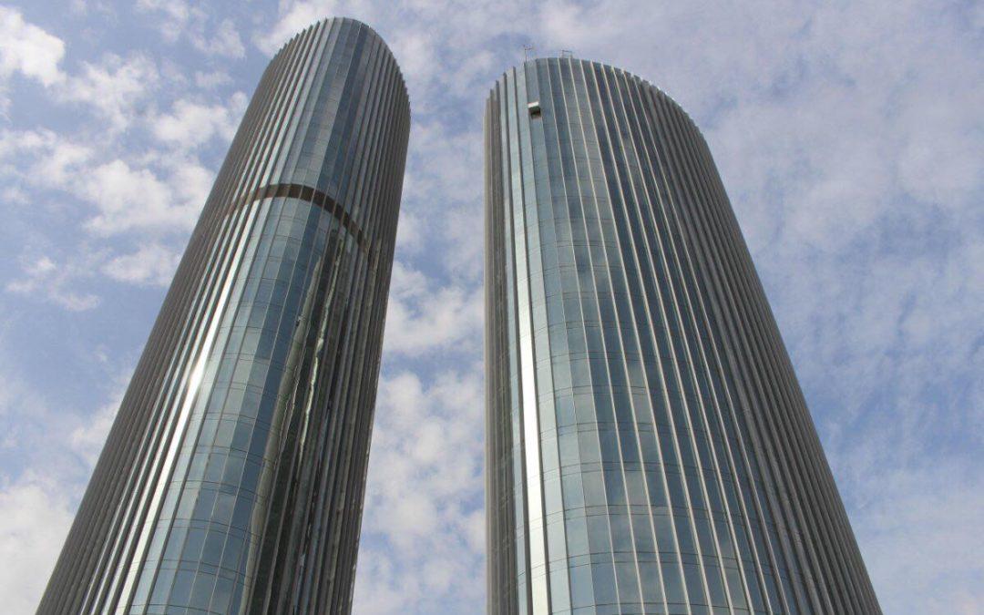 Project Spotlight:  Bayat Towers, Saudi Arabia
