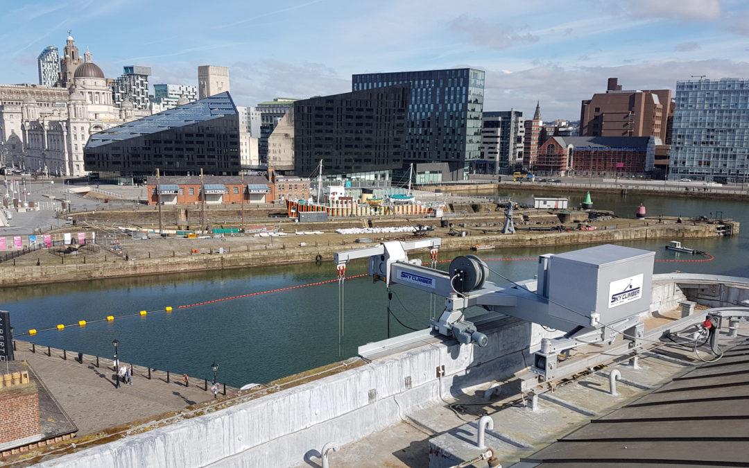 Project Spotlight:  Tate Liverpool Museum BMU Installation