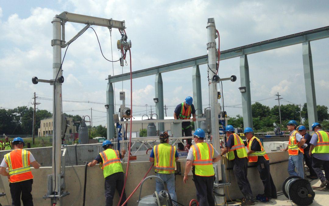 Project Spotlight:  OARS deep tunnel access