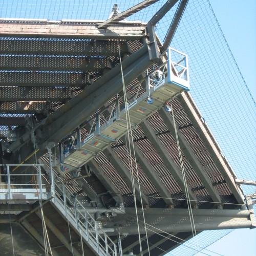 Project Spotlight:  Lighthouse Helideck access