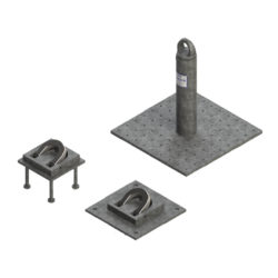 Roof and Wall Anchors